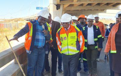 Khato Civils Hailed For Quality Works On Jozi Bridge