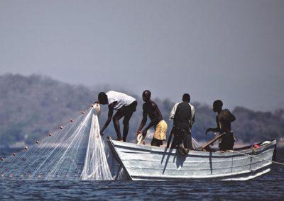Lake Malawi Water Supply Project