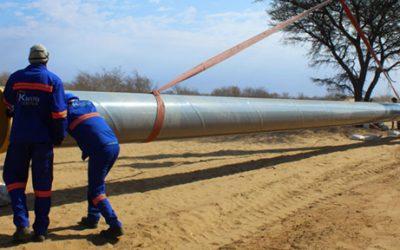 Simbi Phiri's Khato Civils also undertaking huge water project in Botswana