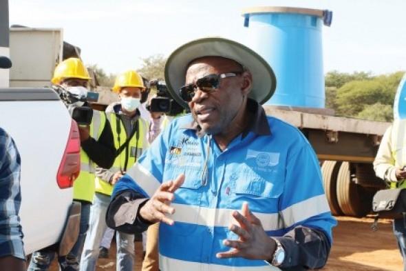 Khato Civils overcomes Hurdles to Deliver Masama 100km